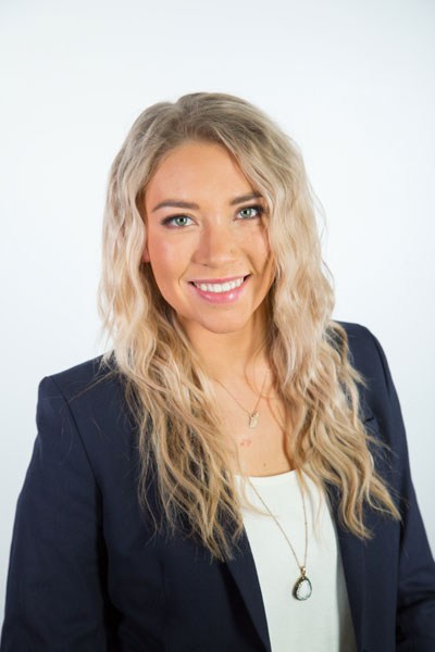 Morgan Henson - Peer Recovery Coach