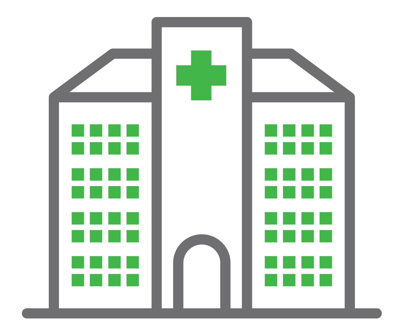 hospitals icon