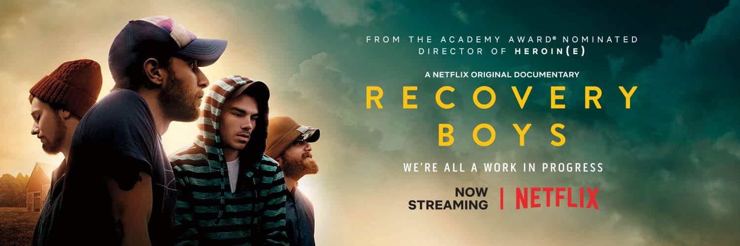 Recovery Boys Streaming on Netflix